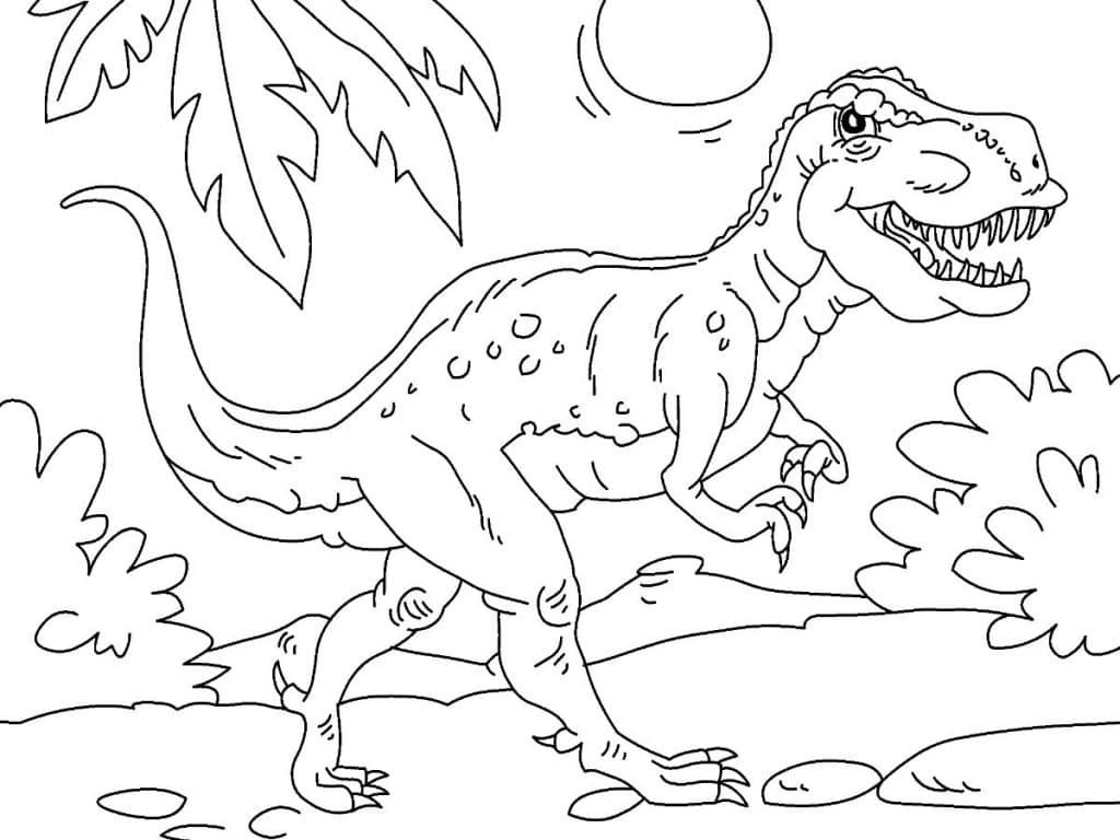 Dinosaurios para ni os - Stampa pagine da colorare dinosauro ...