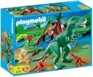 Playmobil dinosaurios for La granja de playmobil precio