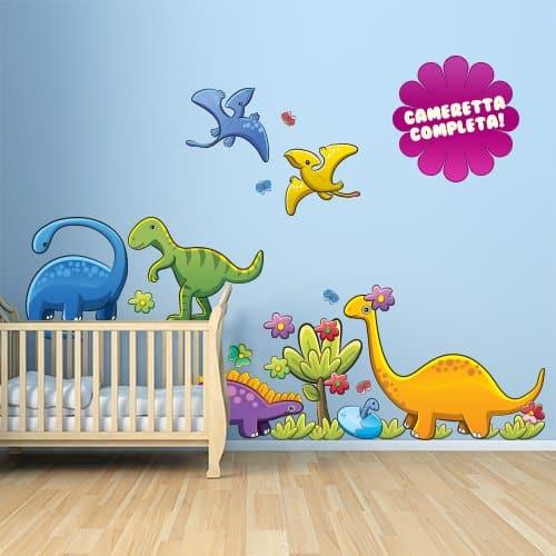 Vinilos de dinosaurios fotos impresionantes for Vinilos para pared infantiles