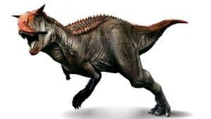 carnotaurus dinosaurio peligroso