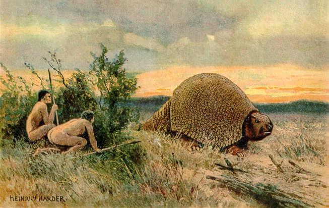 Extinción del Doedicurus