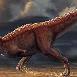 Carnotaurus – dinosaurio carnívoro