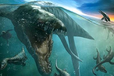 Liopleurodon – dinosaurio marino