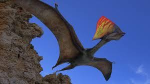 Tapejara – dinosaurios voladores