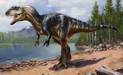allosaurus – dinosaurio carnivoro