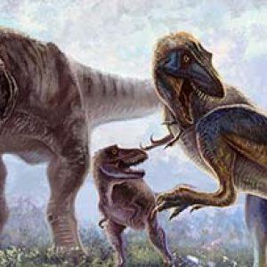 familia Tiranosaurus Rex