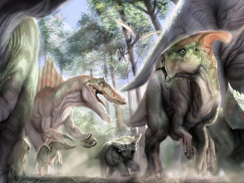 Los era dinosaurios