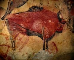 pinturas y restos rupestres hallados en altamira