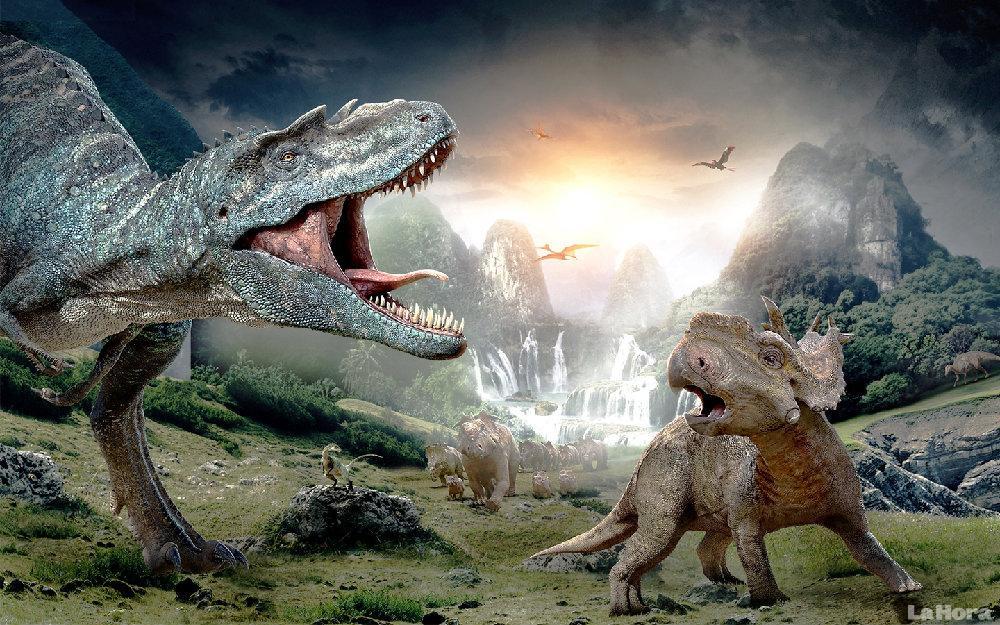 Películas de dinosaurios