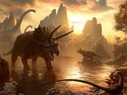 dinosaurios terrestres, tipos y características