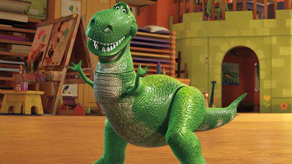 Dinosaurio de toy story historia fotos y juguetes - Dinosaure toy story ...