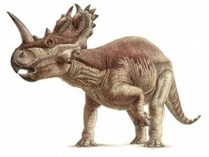 como era el centrosaurus