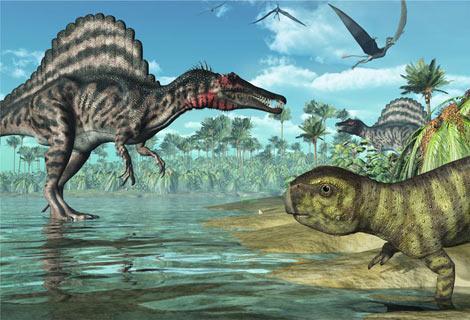 dinosaurios del jurasico