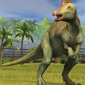Corythosaurus – dinosaurio herbivoro