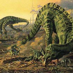 Maiasaura – dinosaurio herbivoro