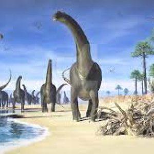 alamosaurus – dinosaurio herbívoro