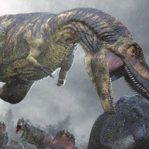 daspletosaurus – dinosaurio carnívoro