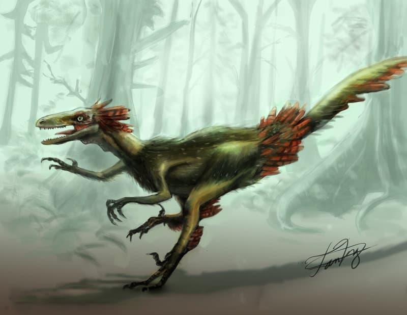 dinosaurio Kakuru